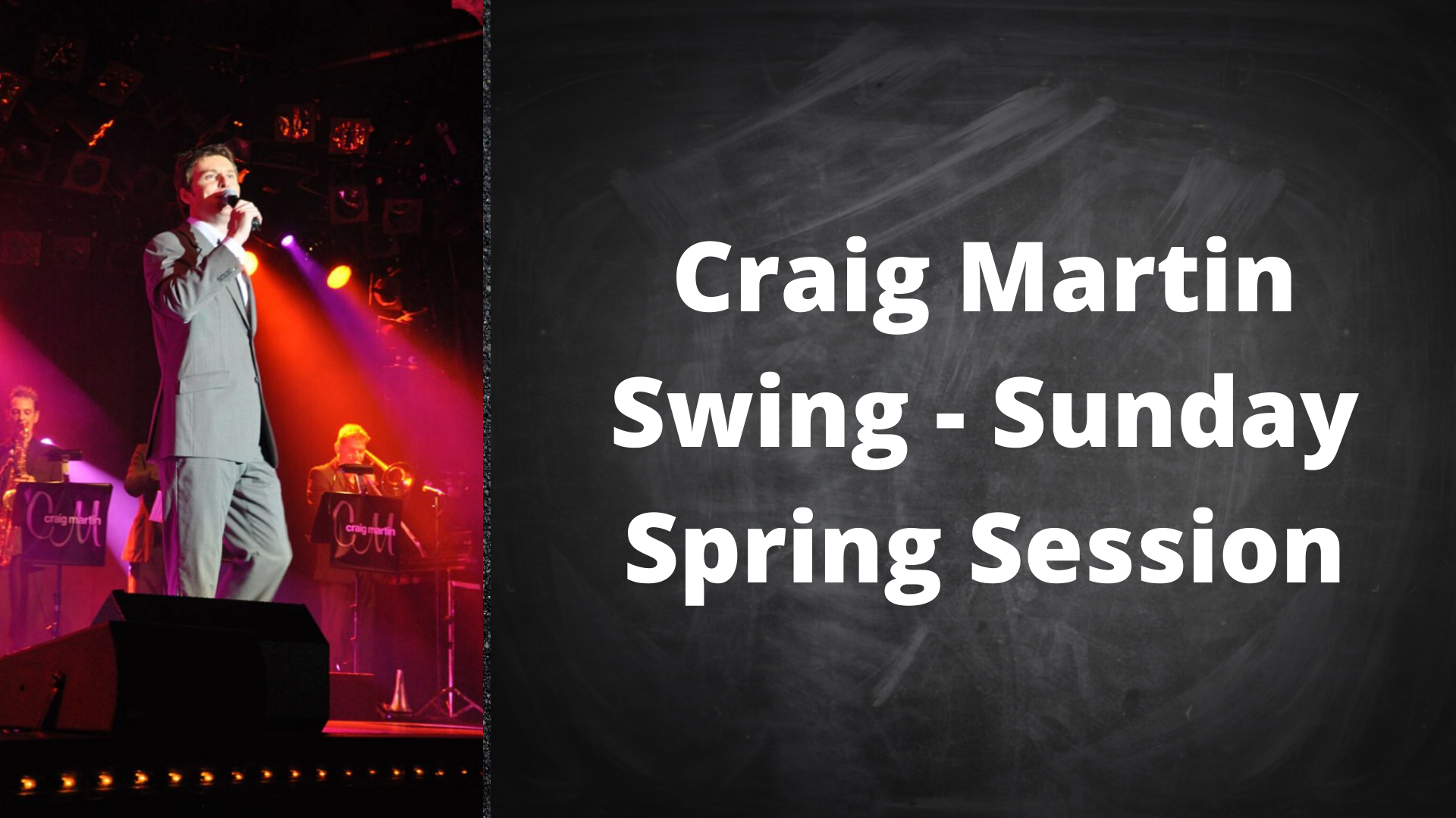 Craig Martin Swings - Sunday Spring Session